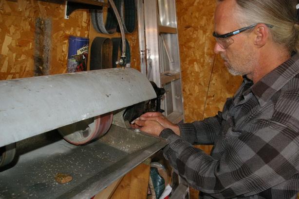Wicked Stones Ontario Gemstones Lapidary Rob Armstrong