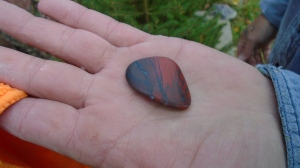 Red Jasper from Northern Ontario by Wicked Stones