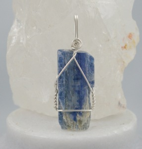 Blue Natural Kyanite from Wicked Stones